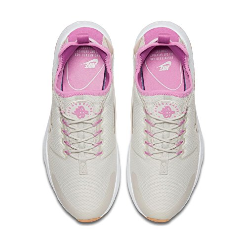 Nike Ladies Air Huarache Correre Ultra Scarpe Da Corsa Hueso