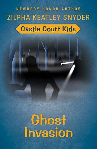 Ghost Invasion (Castle Court Kids Book 3)]()