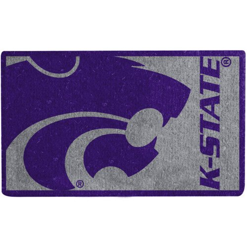 Team Sports America Collegiate Welcome Mat - Collegiate Coir Mat