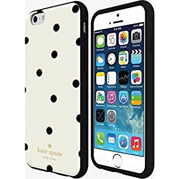 Kate Spade New York Scattered Pavillion Protective Rubber Case For IPhone 8 7