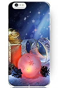 day case New Personalized Hard Christmas Decoration for iphone 4s) Case