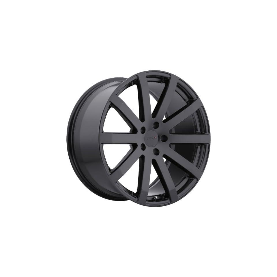 TSW BROOKLANDS Black Wheel (19x8/5x114.3mm ,+30mm offset)