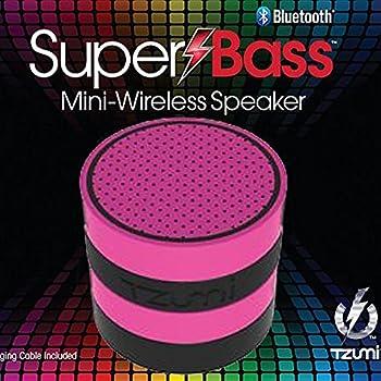 Tzumi Super Bass Bluetooth Speaker Manual