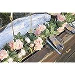 PARTY-JOY-65Ft-Artificial-Rose-Vine-Silk-Flower-Garland-Hanging-Baskets-Plants-Home-Outdoor-Wedding-Arch-Garden-Wall-Decor