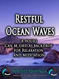 Restful Ocean Waves, Backdrop: Meditation, Sleep, Relaxation