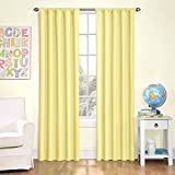Best  - Eclipse Kids Microfiber Room Darkening Window Curtain Panel Review