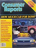 Consumetr Reports February 1988 - How Much Car for $6500/ Road Tests: Ford Festiva, Mazda 323, Mitsubishi Precis, Yugo/ Which Camera to Buy? A Look at Today's SLRs and Lenses/ Allergy Treatment