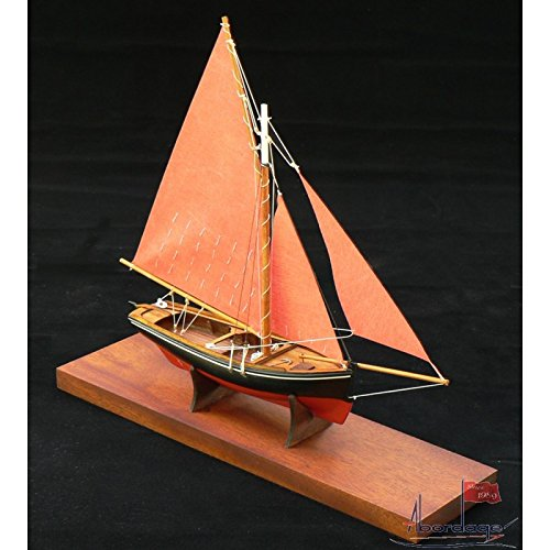 Galway Hooker with display case by Abordage