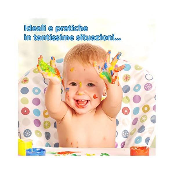 Huggies Pure Salviette Umidificate per Bambini, 12 Pacchi da 56 Pezzi 7