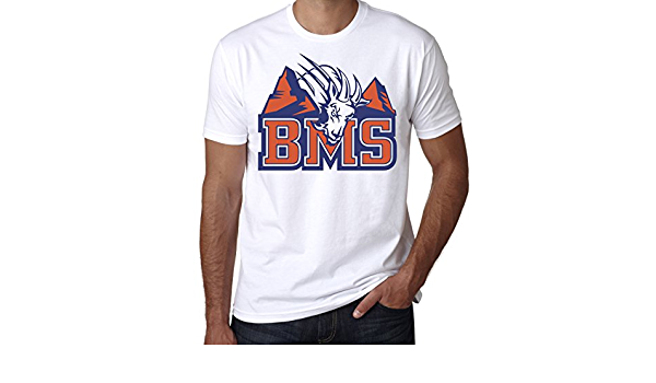 Blue Mountain State BMS T-shirt Vintage Gift For Men Women Funny Tee