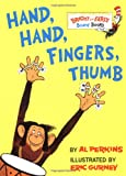 img - for Hand, Hand, Fingers, Thumb (Bright & Early Board Books) book / textbook / text book