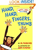 #6: Hand, Hand, Fingers, Thumb (Bright & Early Board Books)