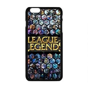 Happy League legents Cell Phone Case for Iphone 6 Plus
