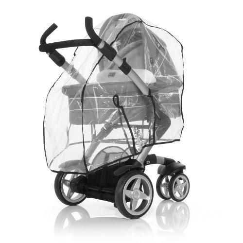 Clear ABC Design 935500/takeof//Avito Regenschutz f/ür Kinderwagen