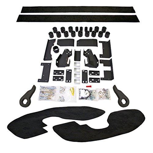 Performance Accessories, Chevy/GMC Silverado/Sierra 1500/2500 Gas 4WD Non-HD Light-Duty Std/Ext/Crew Cab 5