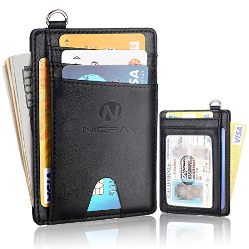 Minimalist Pocket Blocking Wallets D Shackle