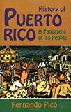 Front cover for the book History of Puerto Rico: A Panorama of Its People by Fernando Picó