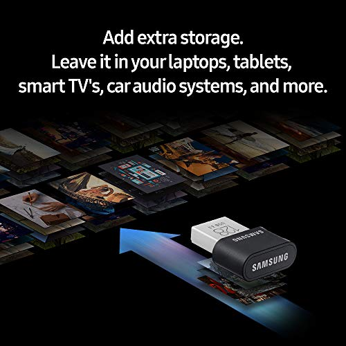 Samsung MUF-64AB/AM FIT Plus 64GB - 200MB/s USB 3.1 Flash Drive by Samsung (Image #5)