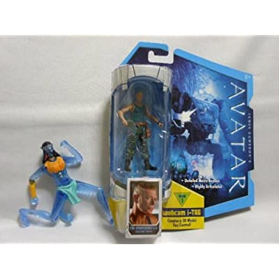 Avatar RDA Jake Sully Action Figure: Toys & Games