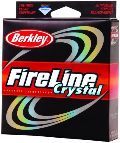 Berkley FireLine Crystal Fishing Line