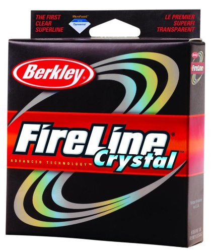 Berkley FireLine Crystal Fishing Line 125-yd., Crystal, 14 LB