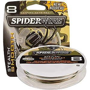 Spiderwire Stealth Smooth 8 Camo Braid 300m. (Camo, 0.20mm/44lb)