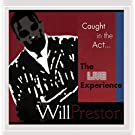 Caught in the Act...The Live Experience: Cd/Dvd (All Regions)