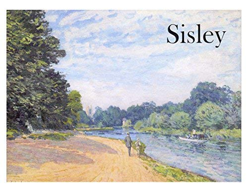 Alfred Sisley: Boxed Set of 16 Note Cards with Envelopes