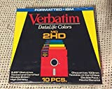 Verbatim DataLife Colors Disks - 10 x floppy disk - 1.2 MB - PC - storage media