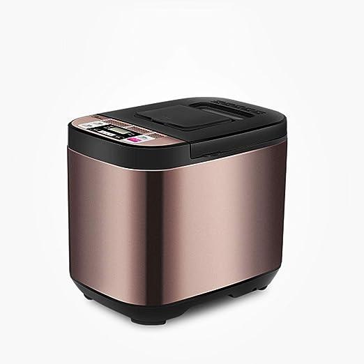 NYKK Panificadora Máquina Multifuncional for el Desayuno máquina de Pan doméstica pequeña Masa fermentada máquina Bollo Robot de Cocina con Kitchen Craft: Amazon.es