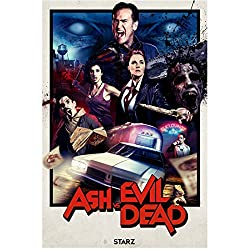 Ash vs Evil Dead (TV Series 2015 - ) This is a wonderful 8 inch x 10 inch photograph.