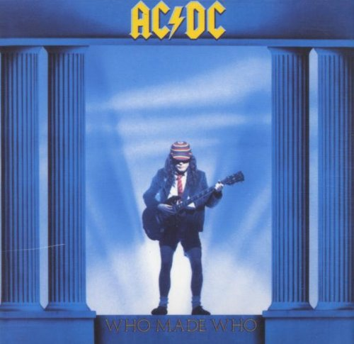 ac dc who made who cd - 2
