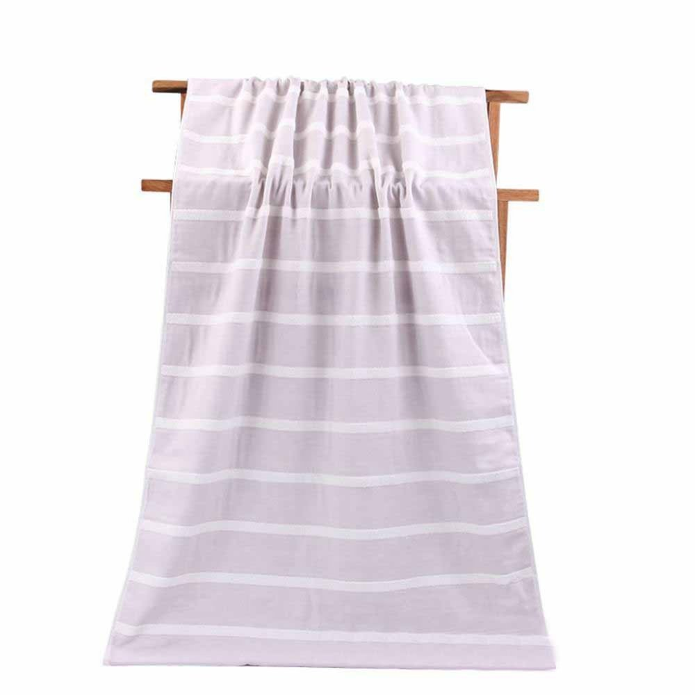 Kaxima Playa toalla de fibra de bambú toalla engrosamiento toalla de playa 130x68cm: Amazon.es: Hogar