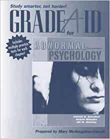 abnormal psychology 13th edition pdf