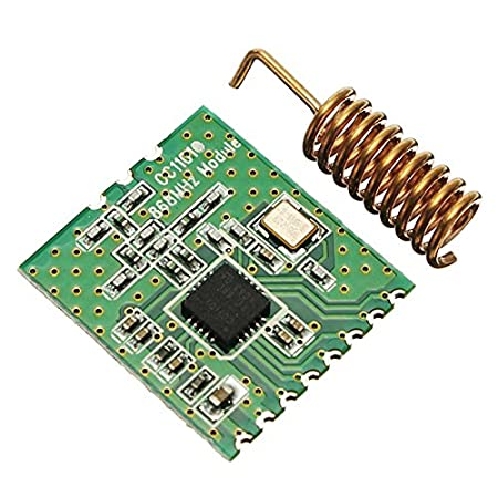 ILS - CC1101-868MHz 2-3.6V RF a bassa potenza UHF Wireless Transceiver Module 1.2K Per 500kps 64 byte interfaccia SPI Wake-On-Radio Supporto FSK GFSK ASK / OOK e MSK ILS.