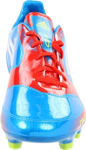 Adidas Heren F10 Trx Fg Voetbal Cleat Prime Blauw / Wit / Core Energy