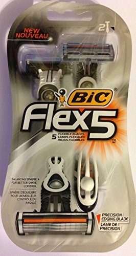 flex 5 disposable razors