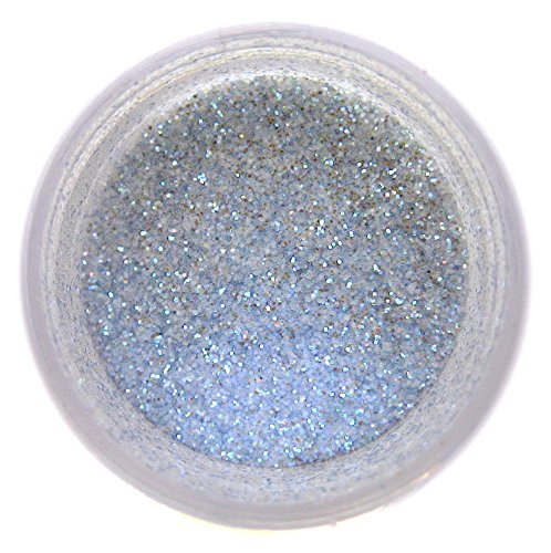 - Baby Blue Disco Glitter Dust, 5 gram container