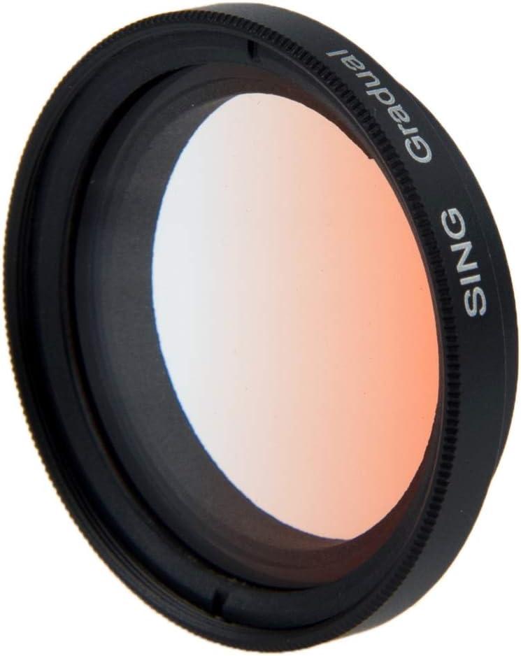 Graduated Neutral Density Filter for DJI Phantom 3 Durable Color : Orange