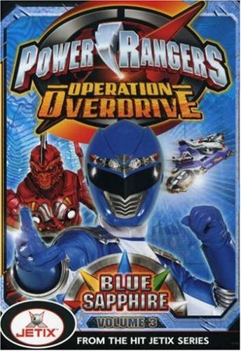 Power Rangers Operation Overdrive 3 product image