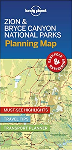 Lonely Planet Zion & Bryce Canyon National Parks Planning ...