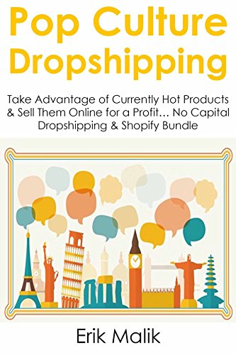 Amazon.com: POP CULTURE DROPSHIPPING (2016): Take Advantage ...
