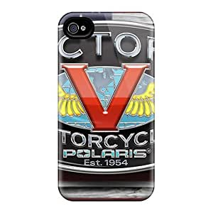 Durable The Case For Iphone 6 4.7Inch Cover Eco-friendly Retail Packaging(victory Logo)