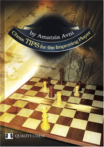 Chess Tips for the Improving Player PDF