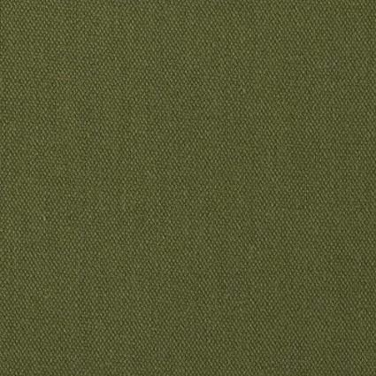 9.3 oz Canvas Duck Olive Fabric By The Yard