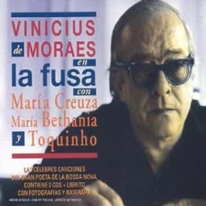 Vinicius de Moraes Con María Creuzamaria Bethania y Toquinho.