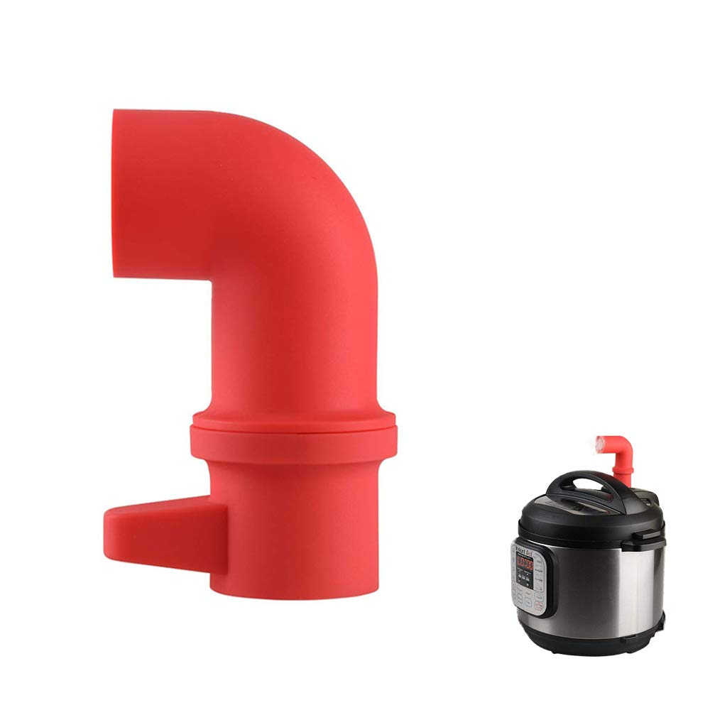 Instant Pot Steam Release Diverter Silicone Pressure Release Accessory 360° Rotating Design for Instant Pot or Pressure Cooker by Pro-like (Image #1)