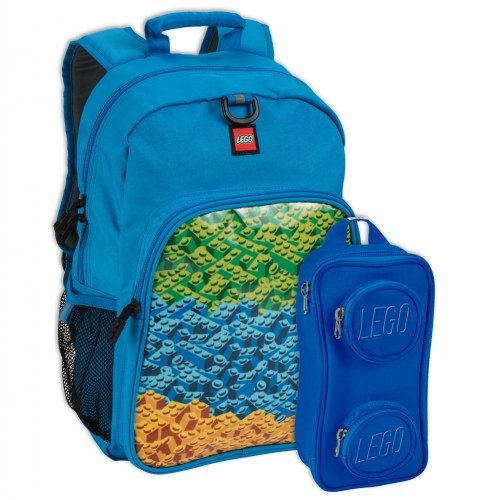 LEGO Heritage Backpack & Pouch