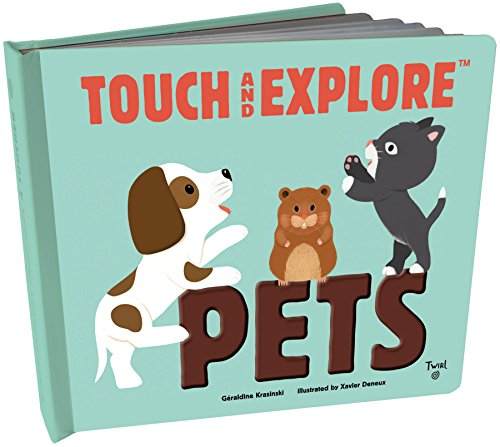 Touch and Explore: Pets ()