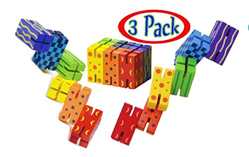 What'z It Fidget Toy - 3 Pack by The Original Toy Company